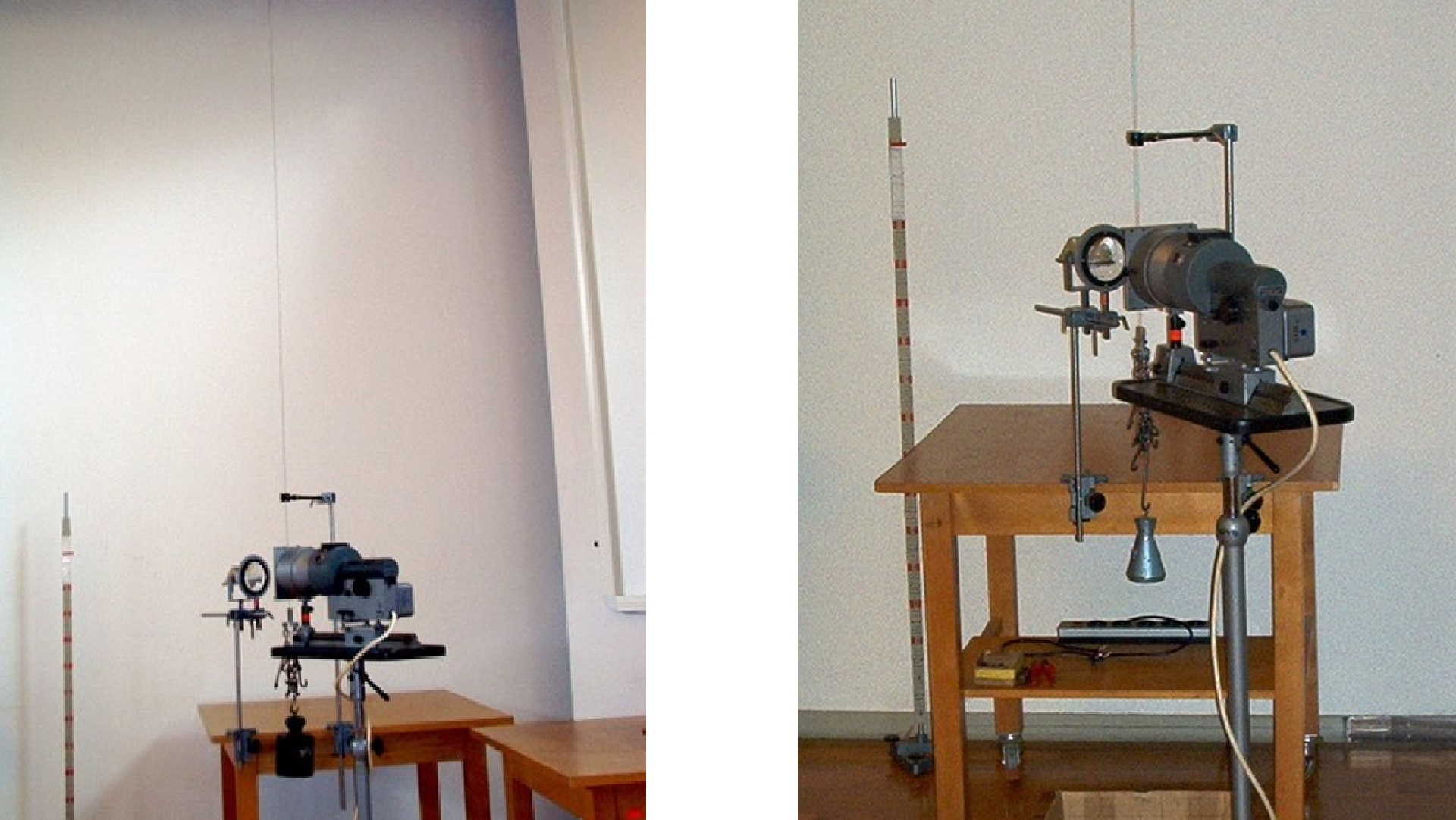 Spannungs-Dehnungsversuch — Experimente Physikalisches Institut